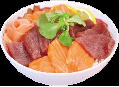 C3 chirachi saumon et thon