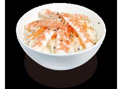 J5  salade crevettes