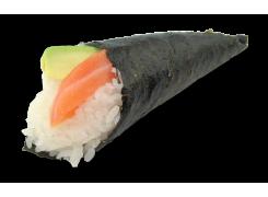M32  avocat saumon